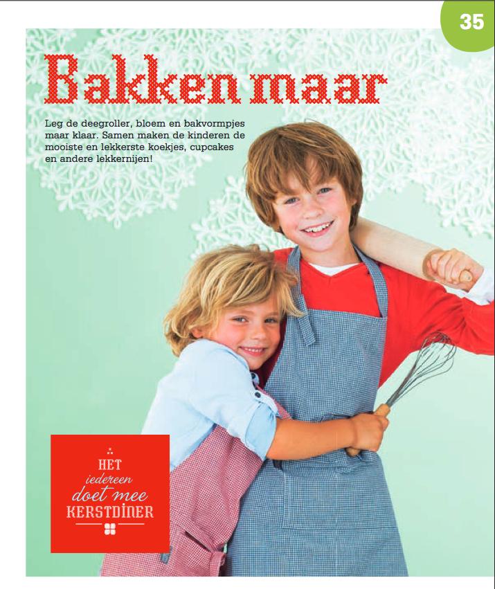 PLUS Magazine kerst